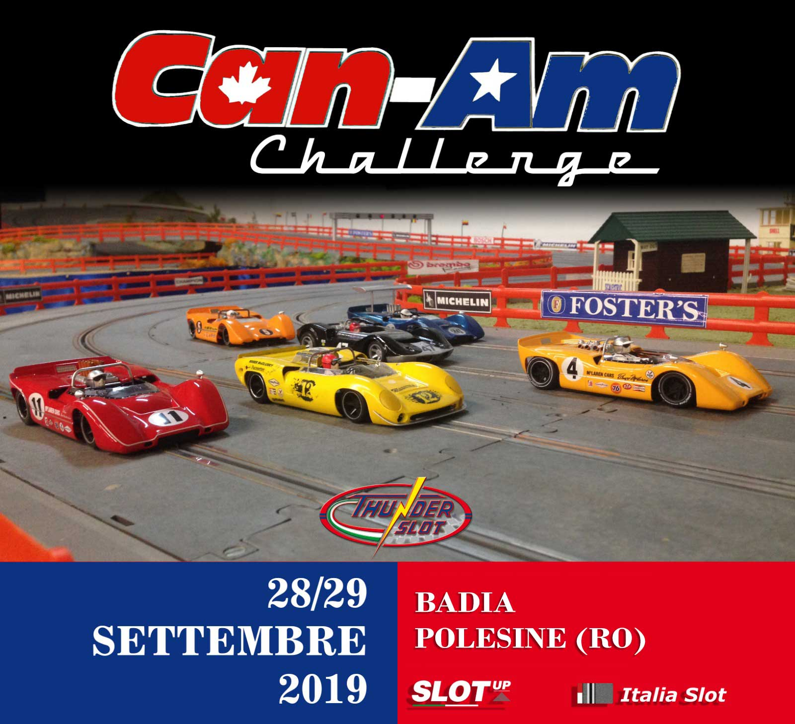 Can-Am evento 2018