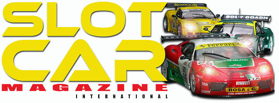 Slot Car Magazine Logo